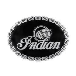 BC0007 BOBIJOO Jewelry Belt buckle Indian Motorcycle Biker