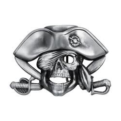 BC0043 BOBIJOO Jewelry Belt buckle Biker Pirate