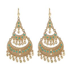 Flamenco Savoyard hoop earrings IM#19785