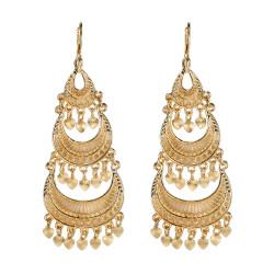 Alicia Savoyard hoop earrings IM#19803