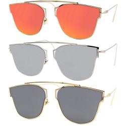 LU0015 BOBIJOO Jewelry Sunglasses Metal Design