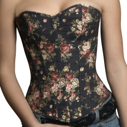kiss ANGELYK corsets habillés Corset KISS